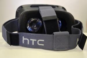 Nahaufnahme HTC Vive
