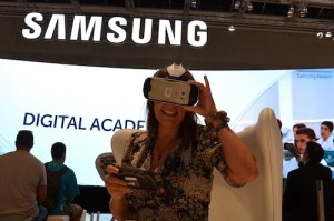 Game mit Samsung Gear