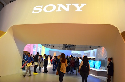 Sony Stand IFA 2015