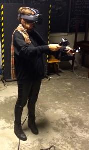 HTC Vive VR-Brille im Test