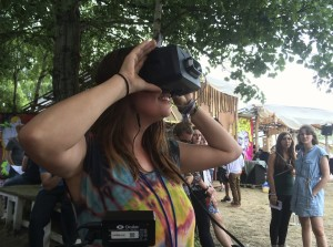Oculus Rift Test auf Fusion