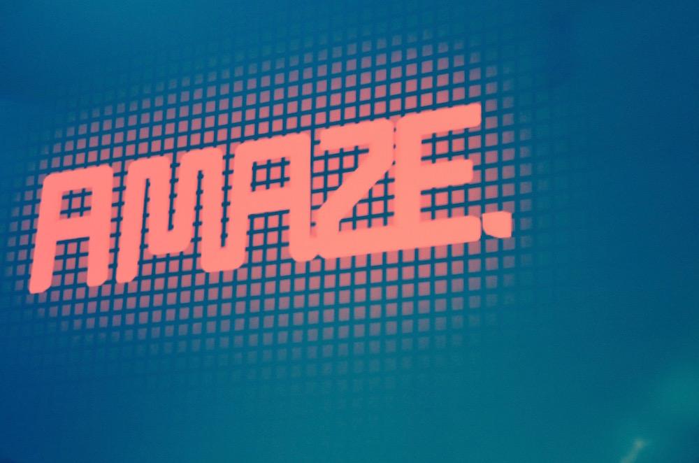 Logo AMaze