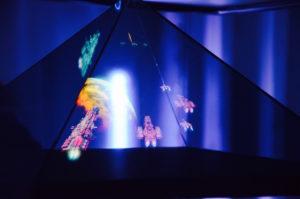 Hologram A Maze