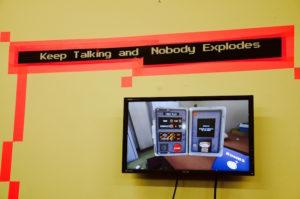 Beispiel Keep talking and nobody explodes Spiel