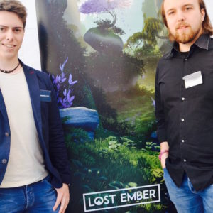 "Tobias & Max ""Lost Amber"" Developer"
