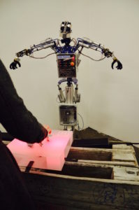Amaze Roboter